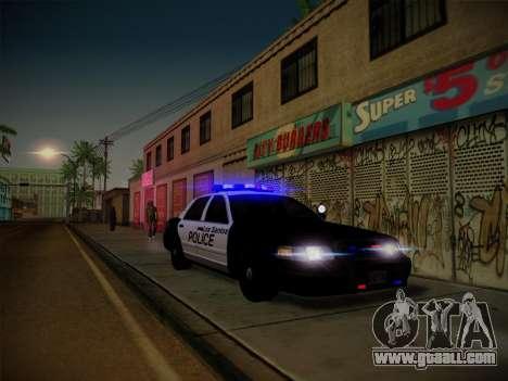 ENBSeries by Treavor V2 White edition for GTA San Andreas sixth screenshot