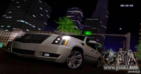 Paradise Graphics Mod (SA:MP Edition) for GTA San Andreas third screenshot