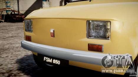 Fiat 126p 1976 for GTA 4