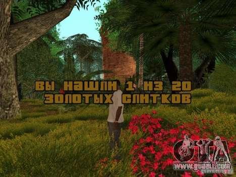 Tropical island for GTA San Andreas seventh screenshot