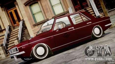 Peykan 1348 1970 for GTA 4