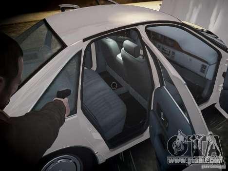Chevrolet Caprice 1993 Rims 1 for GTA 4 interior