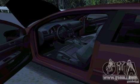 Volkswagen Golf V JDM Style for GTA San Andreas left view