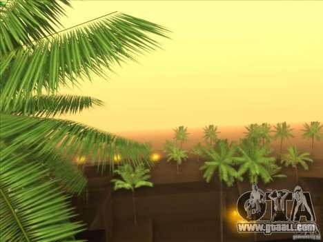 SGR ENB Settings for GTA San Andreas second screenshot