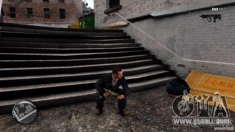 Tavor TAR-21 for GTA 4 third screenshot