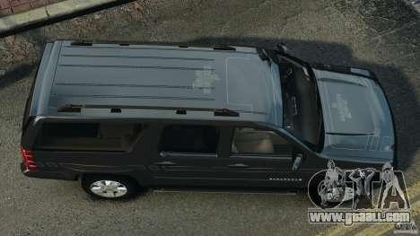 Chevrolet Suburban GMT900 2008 v1.0 for GTA 4 right view