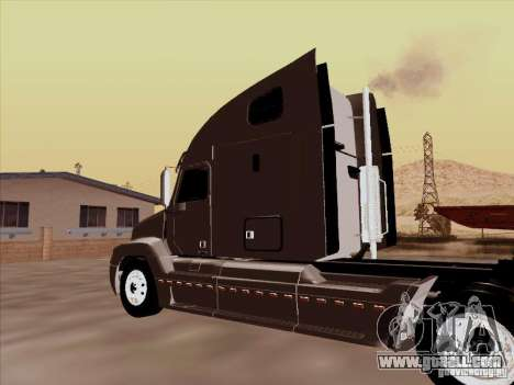 Freightliner Century ST for GTA San Andreas side view