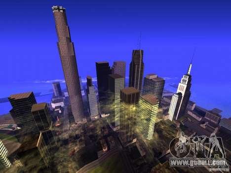 New San Fierro V1.4 for GTA San Andreas forth screenshot