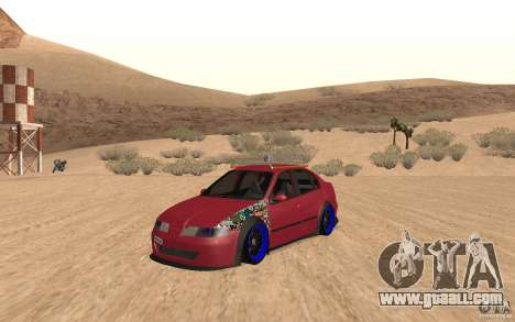 Seat Toledo 1999 Tuned for GTA San Andreas