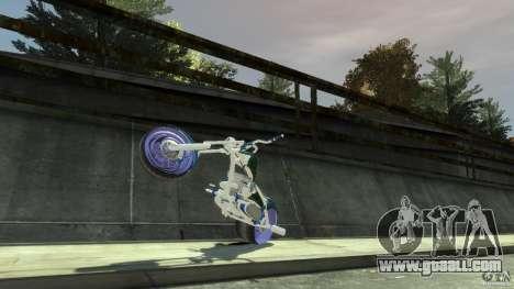 HellFire Chopper for GTA 4 inner view