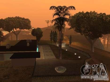 Miami House for GTA San Andreas forth screenshot