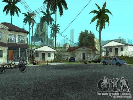Mega Cars Mod for GTA San Andreas eighth screenshot