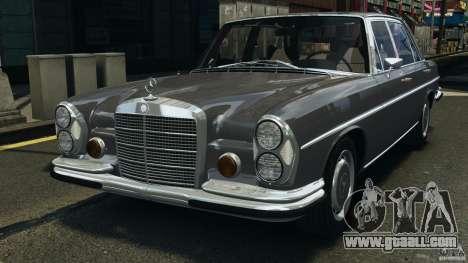 Mercedes-Benz 300Sel 1971 v1.0 for GTA 4