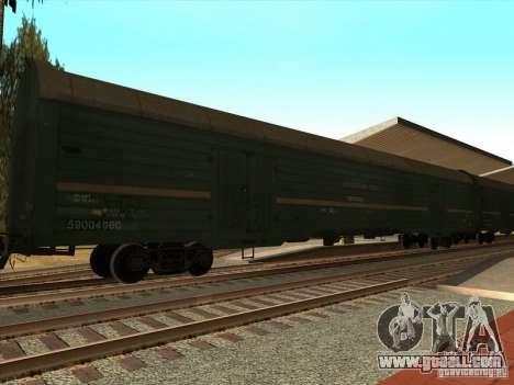 Wagon # 59004960 for GTA San Andreas