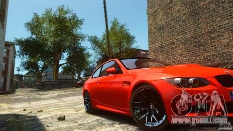 BMW M3 GTS Final for GTA 4