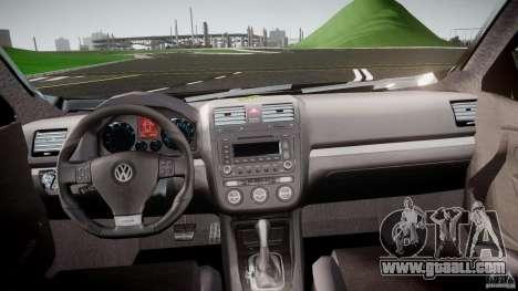 Volkswagen Jetta 2008 for GTA 4 right view
