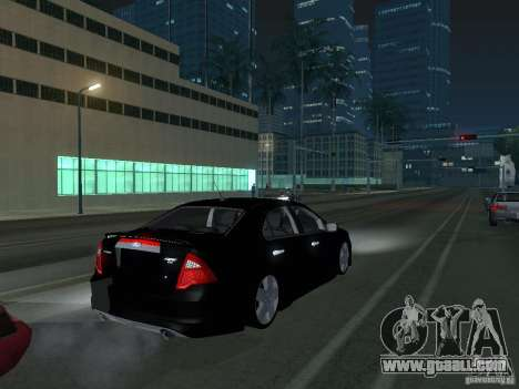 Ford Fusion for GTA San Andreas right view