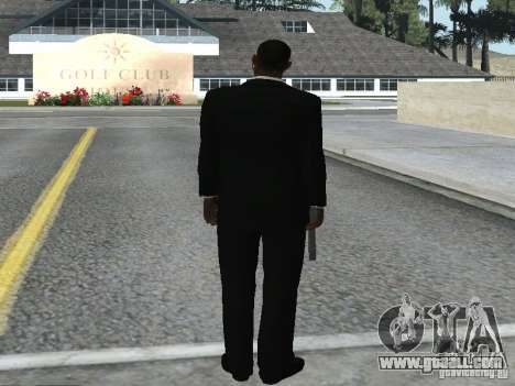 The Bodyguards for GTA San Andreas forth screenshot