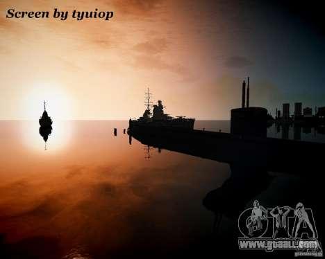 Navy for GTA 4 forth screenshot