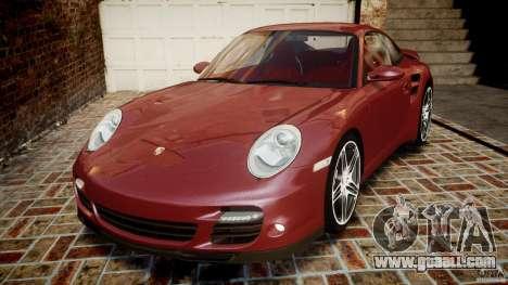 Porsche 911 (997) Turbo v1.1 [EPM] for GTA 4