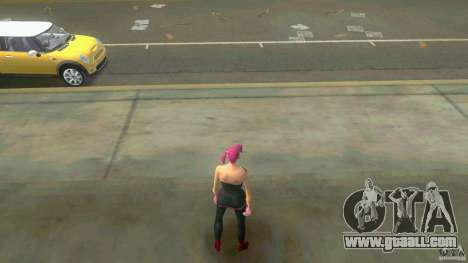 Girl Player mit 11skins for GTA Vice City eighth screenshot