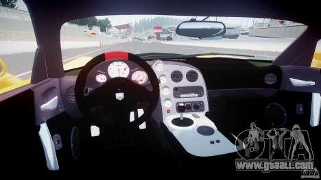 Dodge Viper SRT-10 ACR 2009 v2.0 [EPM] for GTA 4 right view