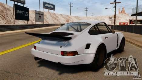 Porsche 911 Carrera RSR 3.0 Coupe 1974 for GTA 4 back left view