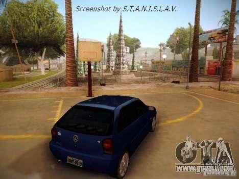 Volkswagen Golf V2.0 Final for GTA San Andreas left view