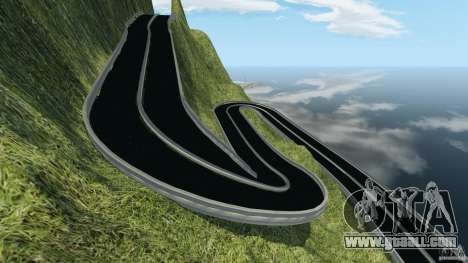 MG Downhill Map V1.0 [Beta] for GTA 4 seventh screenshot