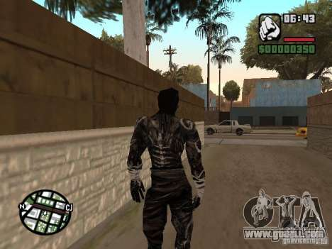 Sandwraith from Prince of Persia 2 for GTA San Andreas second screenshot