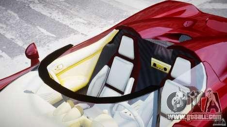 Koenigsegg CCRT for GTA 4 upper view
