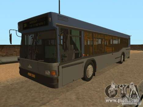 MAZ 103 for GTA San Andreas