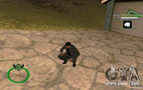 New HD Skin Businessman for GTA San Andreas third screenshot