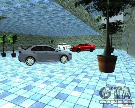 HD Motor Show for GTA San Andreas forth screenshot