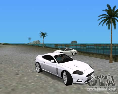 Jaguar XKR S for GTA Vice City