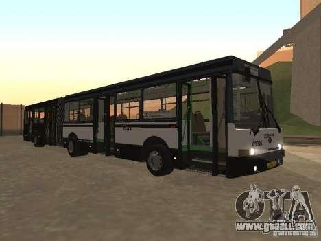 Buses 6222 for GTA San Andreas