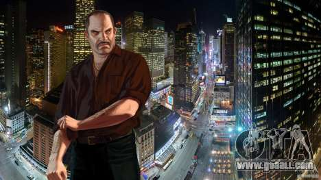 Loading screens for GTA 4 third screenshot