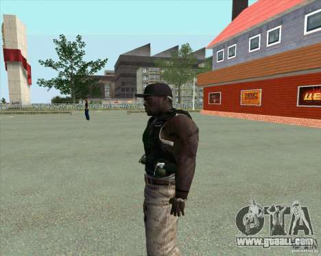 50 Cent for GTA San Andreas