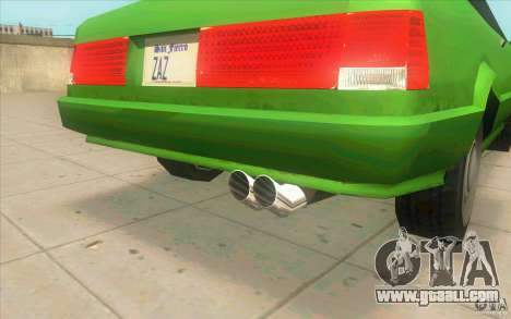 Mad Drivers New Tuning Parts for GTA San Andreas eighth screenshot