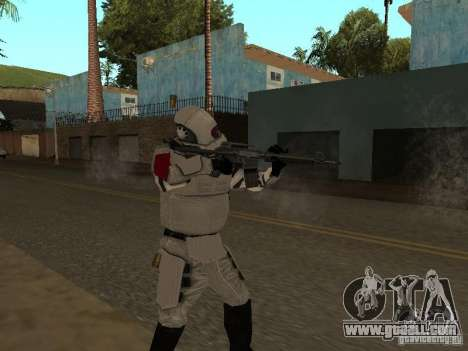 Cops from Half-life 2 for GTA San Andreas third screenshot