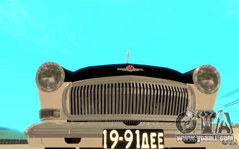Black Lightning for GTA San Andreas sixth screenshot