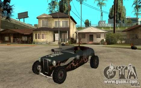 Deuce Brutal Legend for GTA San Andreas