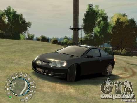 Acura RSX v2.0 Metallic for GTA 4