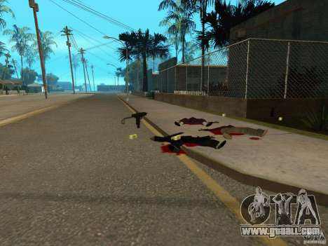 Pak domestic weapons for GTA San Andreas eighth screenshot
