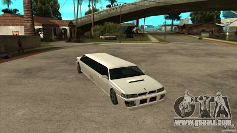 Sultan limousine for GTA San Andreas