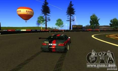 F1 Shanghai International Circuit for GTA San Andreas sixth screenshot
