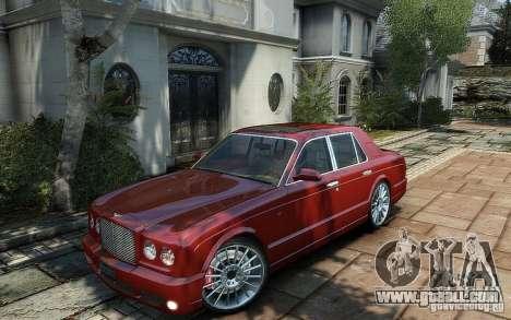 Bentley Arnage T for GTA 4
