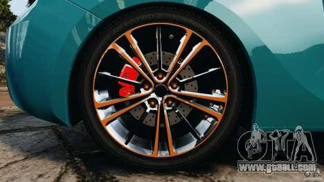 Scion FR-S for GTA 4 interior