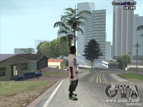 New skin Suite for GTA San Andreas second screenshot