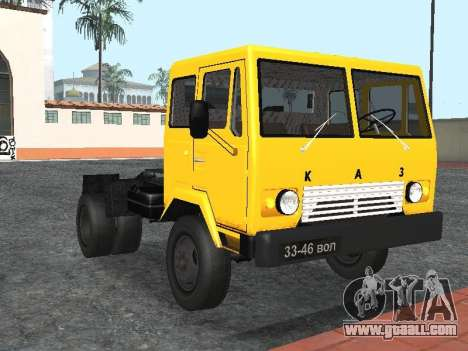 KAZ 608V for GTA San Andreas